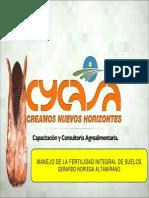 Manejo de La Fertilidad Integral de Suelos Gerardo Noriega Altamirano