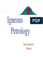 01 Igneous Petrology