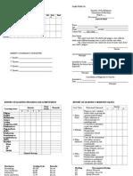 Form 138 Blank