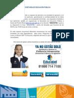 Sep Linea Educatel Enero 2015
