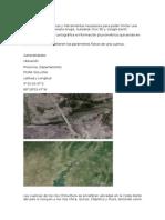 Generalidades de la Cuenca de Chira