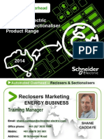 001b Schneider Reclosers Introduction & Product Range 1.6