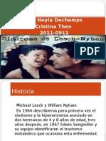 Síndrome de Lesch-Nyhan