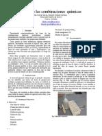 Lab Quimica Leyes de Las Combinaciones Quimicas