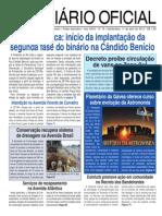 Diário Oficial 2013