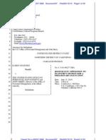 OPM Opposition Brief in Golinsky v. OPM, No. 10-00257 (N.D.Cal. 03-12-10)