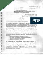 Metodología y de Investigación y Redacción de Textos