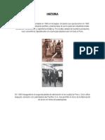 Historia - Aceros Arequipa