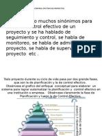 Control Efectivo de Proyectos1