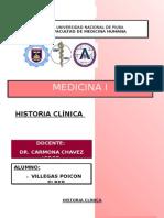 Historia Clínica Carnona 3