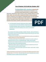 AFT Education Q & A with Bernie Sanders 2015  PDF