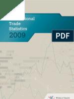 World Trade Organisation International Trade Statistics 2009