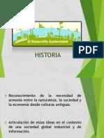 Historia y Evolucion Del Desarrollo Sustentable