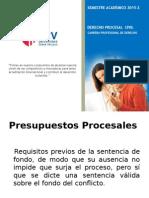 Derecho Procesal Civil 2015-II Sesión 02