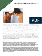 Tratamiento Casero Para Pelo Seco Y Maltratado Belleza Y Salud Femme