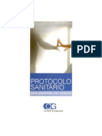 Protocolo Sanitario TEA - Castellano