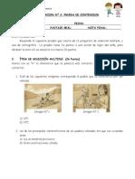 Evaluacion Nº 2 - Los Pueblos Originarios (Forma a)