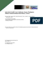 Pacific Coast (California, Oregon, Washington) Offshore Surficial-Sediment Data Release