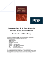 Inter Soil Test Results