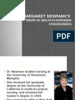 newmans health as expanding consciousness