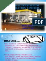 Project on Bharat Petroleum