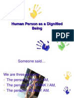 6. Human Person With Ddignity