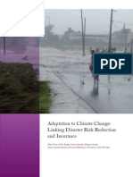 Adaptation to climate change  Linking Disaster Risk Reduction and Insurance.pdf