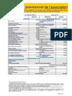 Petits débrouillards grand ouest budget Previsionnel APGO 2014