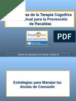 Estrategias Cognitivo Conductual