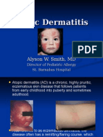 Atopic Dermatitis 7.22.10
