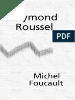 Foucault - Raymond Roussel