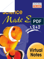 Virtual Notes Success Science Forms 1,2 & 3