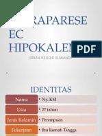 Tetraparese Ec Hipokalemia