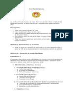3. Guía Mayor Avanzado-requisitos de Tarjeta