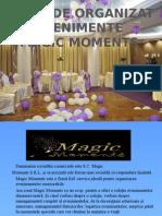 proiect organiz evenim