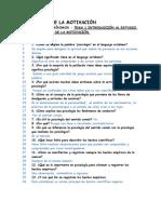 CONOCIMIENTOS M+ìNIMOS TEMA 1 PSICOLOG+ìA DE LA MOTIVACI+ôN PSICOLOG+ìA DE LA MOTIVACI+ôN