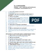 CONOCIMIENTOS M+ìNIMOS TEMA 3 PSICOLOG+ìA DE LA MOTIVACI+ôN PSICOLOG+ìA DE LA MOTIVACI+ôN