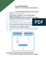 CONOCIMIENTOS M+ìNIMOS TEMA 7 PSICOLOG+ìA DE LA MOTIVACI+ôN PSICOLOG+ìA DE LA MOTIVACI+ôN
