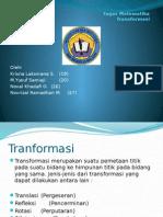 Translasi Matematika