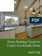 Trends in Eco Friendly Homes