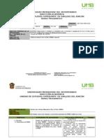Formato de Secuencia Didactica de Taller de Base de Datos