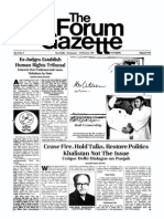 The Forum Gazette Vol. 2 No. 2 January 20-February 5, 1987