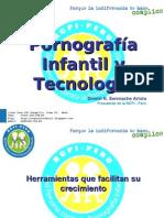 Pornografia Infantil y Tecnologia