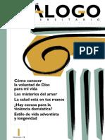 Dialogo Universitario - 2006 - Vol 8