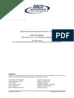 Basis of Estimate (34R-05)