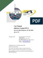 MPX Manual