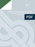 Informe Finanzas Públicas Chile IFP_2012