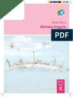 Buku Pegangan Guru Bahasa Inggris SMA Kelas 10 Kurikulum 2013 Edisi Revisi 2014 (Matematohir.wordpress.com)