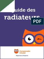 Comprendrechoisir Le Guide Des Radiateurs