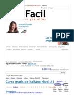 Curso Gratis de Italiano Nivel A1 - Presentarsi _ AulaFacil